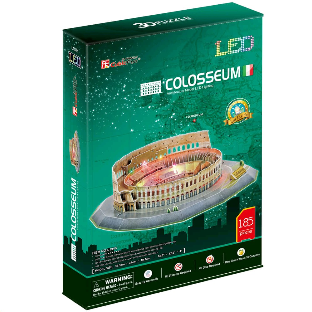 cubic-fun-colosseum-arena-italya-led-isikli-3d-puzzle