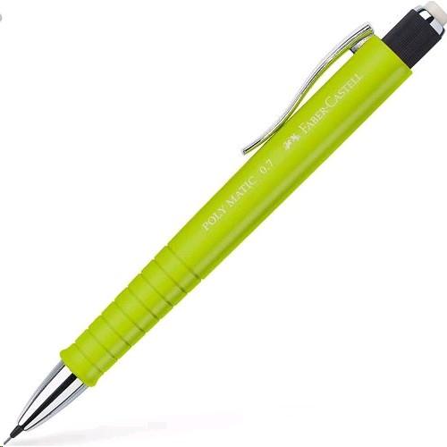 faber-castell-polymatic-versatil-0-7-lime