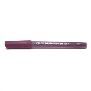 graphmaster-su-bazli-akrilik-boya-kalemi-1mm-grey-rose
