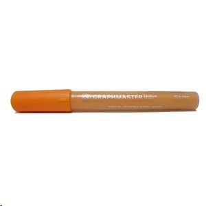 graphmaster-su-bazli-akrilik-boya-kalemi-orange-2-3-mm